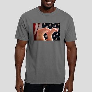 July 4th baby Mens Comfort Colors Shirt