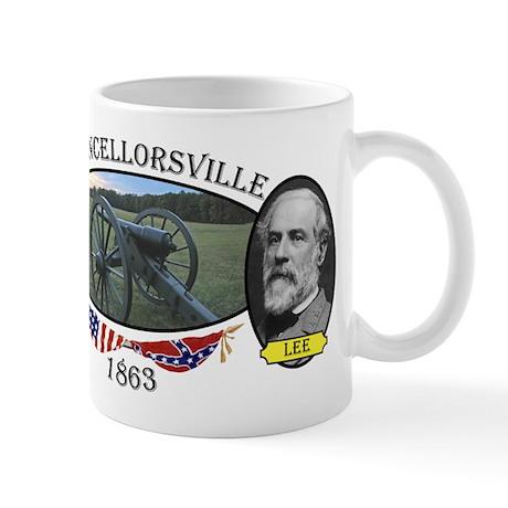 Chancellorsville Mugs