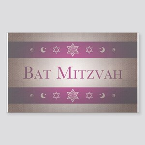 bat mitzvah Sticker