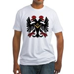Masonic Double Eagle Fitted T-Shirt