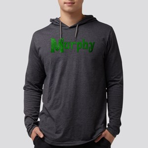 murphy copy Mens Hooded Shirt