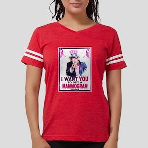 Unclesamwantyou PINK Womens Football Shirt