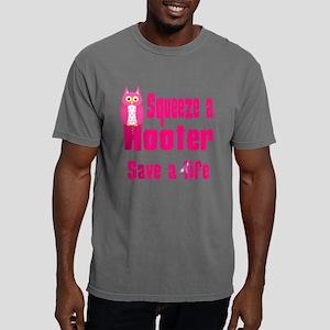 squeeze a hooter Mens Comfort Colors Shirt