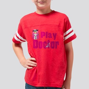 play dr Youth Football Shirt