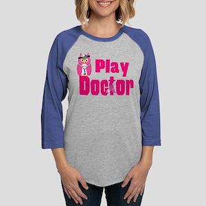 play dr Womens Baseball Tee
