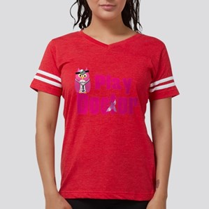 play dr Womens Football Shirt