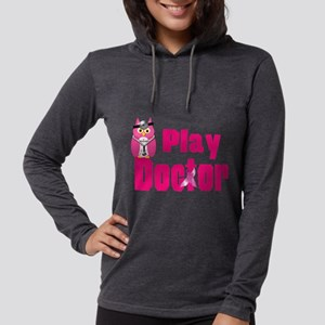 play dr Womens Hooded Shirt