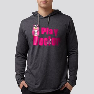 play dr Mens Hooded Shirt