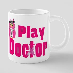 play dr 20 oz Ceramic Mega Mug