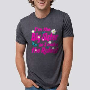 Big Sister Mens Tri-blend T-Shirt
