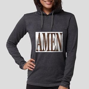 amen4 Womens Hooded Shirt