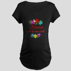 Special Niece Maternity Dark T-Shirt