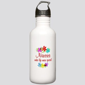 Special Niece Stainless Water Bottle 1.0L