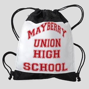 Mayberry High School Drawstring Bag
