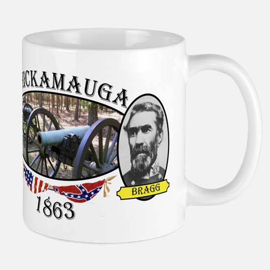 Chickamauga Mugs