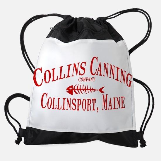 collinsport can.png Drawstring Bag