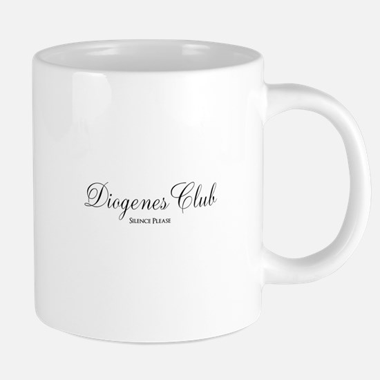 Diogenes Club 20 oz Ceramic Mega Mug