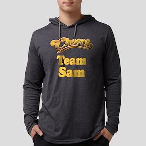 Team Sam Mens Hooded Shirt