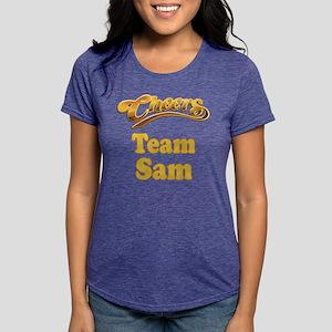Team Sam Womens Tri-blend T-Shirt