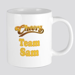 Team Sam 20 oz Ceramic Mega Mug