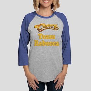 Team Rebecca Howe Womens Baseball Tee
