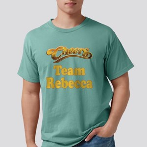 Team Rebecca Howe Mens Comfort Colors Shirt