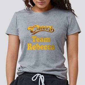 Team Rebecca Howe Womens Tri-blend T-Shirt
