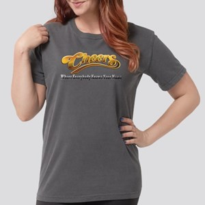 where ever Womens Comfort Colors Shirt