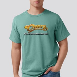 where ever Mens Comfort Colors Shirt