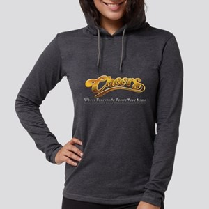 where ever Womens Hooded Shirt
