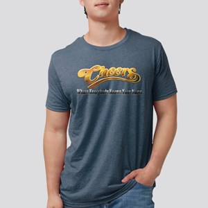 where ever Mens Tri-blend T-Shirt