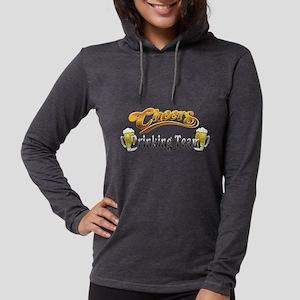 drink team Womens Hooded Shirt