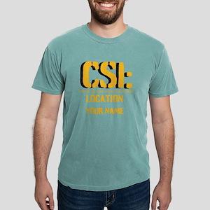 CSI Mens Comfort Colors Shirt
