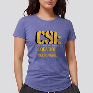 CSI Womens Tri-blend T-Shirt