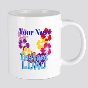 Custom Luau 20 oz Ceramic Mega Mug