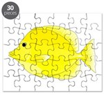 Yellow Tang Puzzle