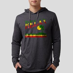 Relax Mens Hooded Shirt