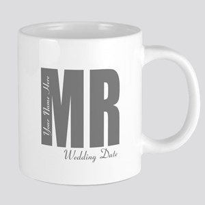 Wedding Groom 20 oz Ceramic Mega Mug