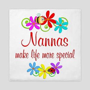 Special Nanna Queen Duvet