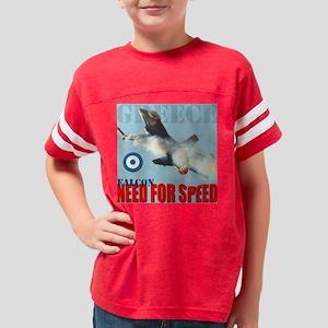 f-16 falcon burn greece Youth Football Shirt