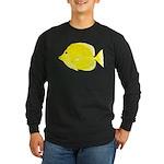 Yellow Tang c Long Sleeve T-Shirt
