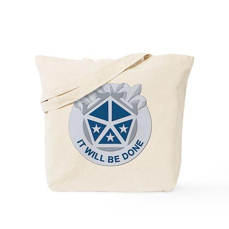 DUI - V Corps Tote Bag
