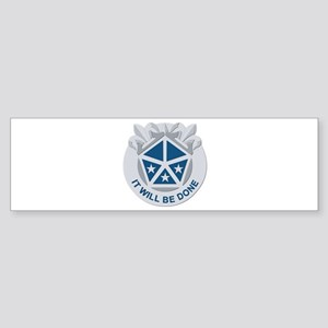 DUI - V Corps Sticker (Bumper)