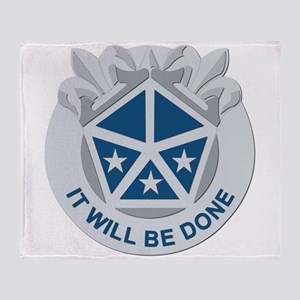 DUI - V Corps Throw Blanket