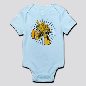 Bumblebee Since 84 Body Suit