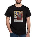 Sleeping in Church Dark T-Shirt
