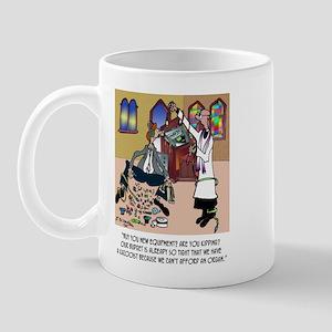 Church Has Kazooist Mug