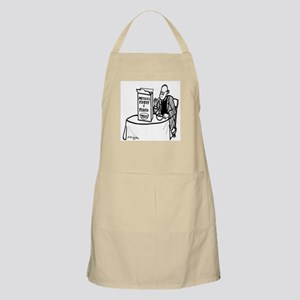 Moral Fruit and Fiber Cereal Apron