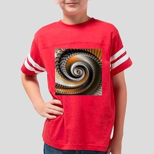 Intervolve Orange Youth Football Shirt