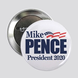"""Mike Pence 2020 2.25"""" Button (10 pack)"""